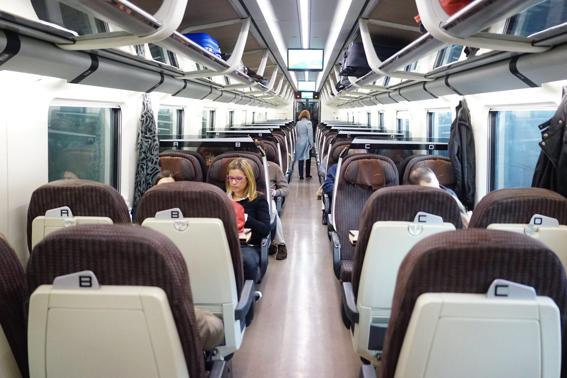 Feltrin Masarin _ Bagaglieria Treni Alta Velocità
